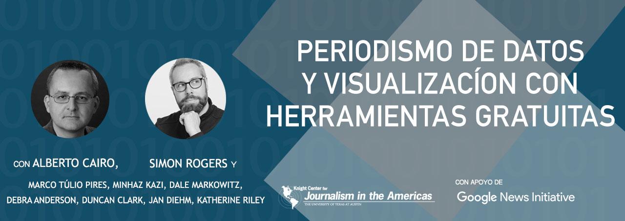 Periodismo de datos y visualización con herramientas gratuitas