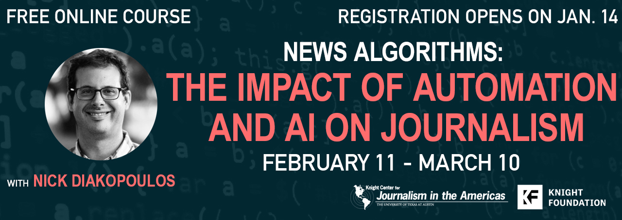 News Algorithms: The Impact of Automation and AI on Journalism