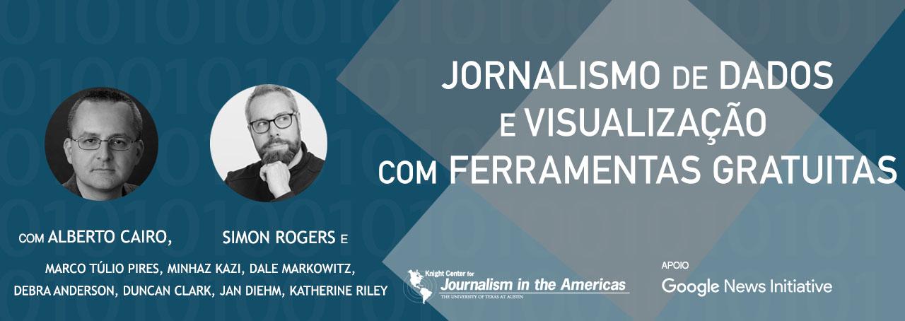 Jornalismo de Dados e Visualização com Ferramentas Gratuitas