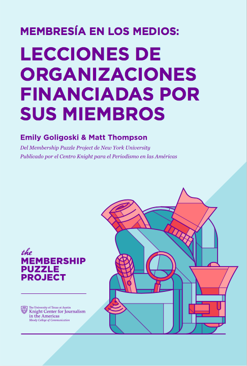 Membership Report Spanish Cover