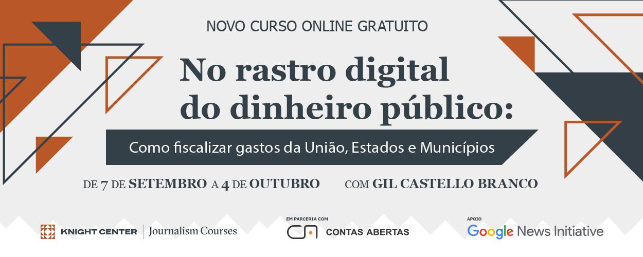 No Rastro Digital do Dinheiro Público