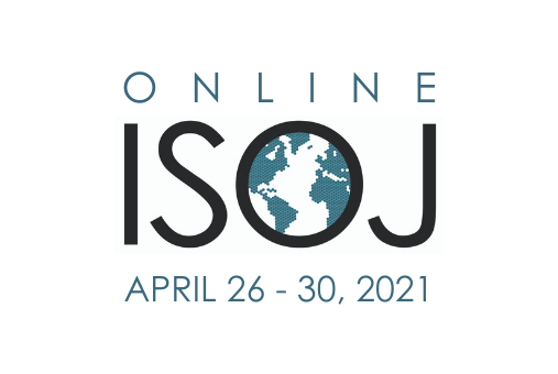 ISOJ 2021 DATES Featured image
