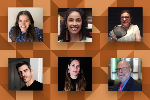Ebook launch event panelists