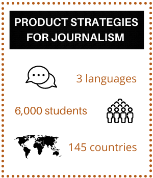 PRODUCT STRATEGIES FOR JOURNALISM-2